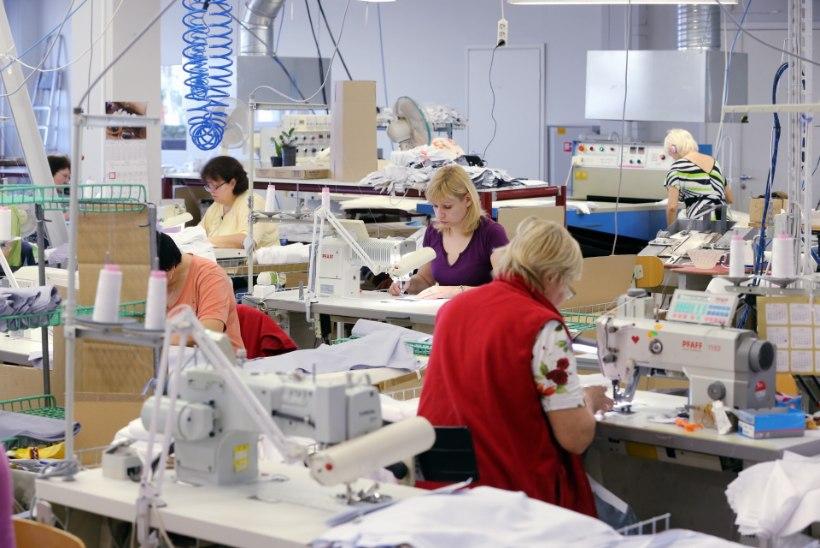 SEB langetas Eesti tänavuse majanduskasvu prognoosi 0,5 protsendile