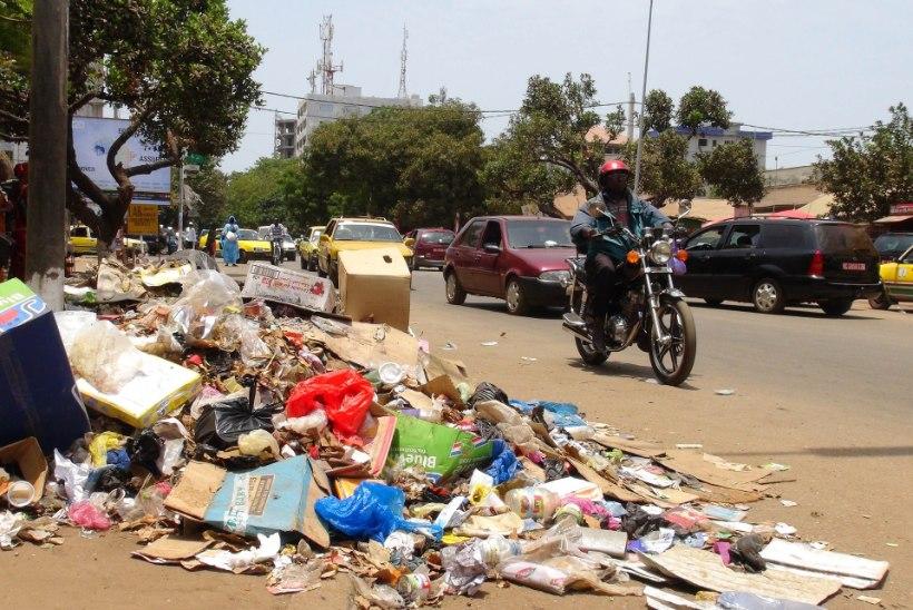 Guinea pealinnas on ebola viirusse nakatunud neli inimest