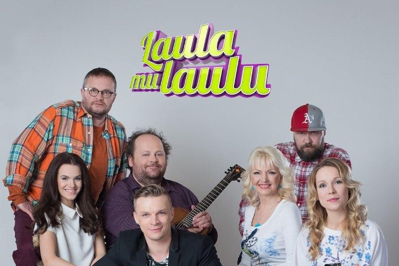 """VAATA JA KOMMENTEERI: kuidas kõlab Marju Läniku """"Karikakar"""" Tanel Padari esituses?"""