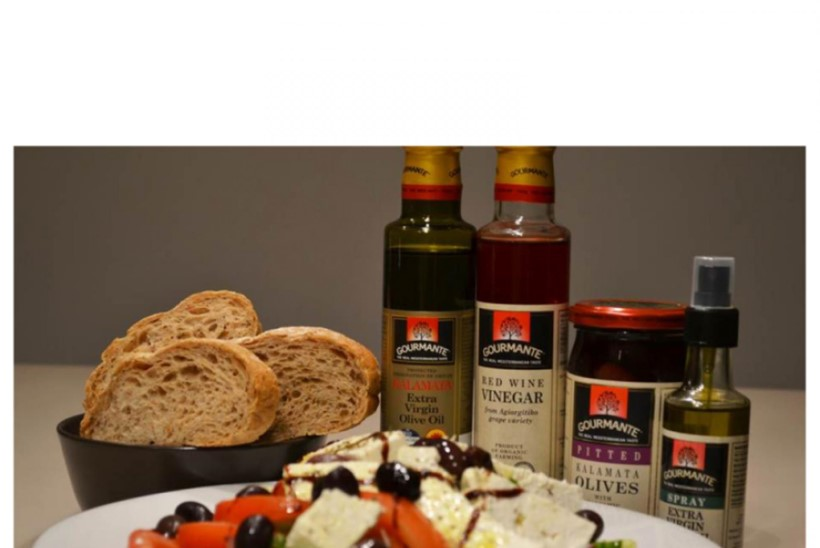 Gourmante Kreeka salat