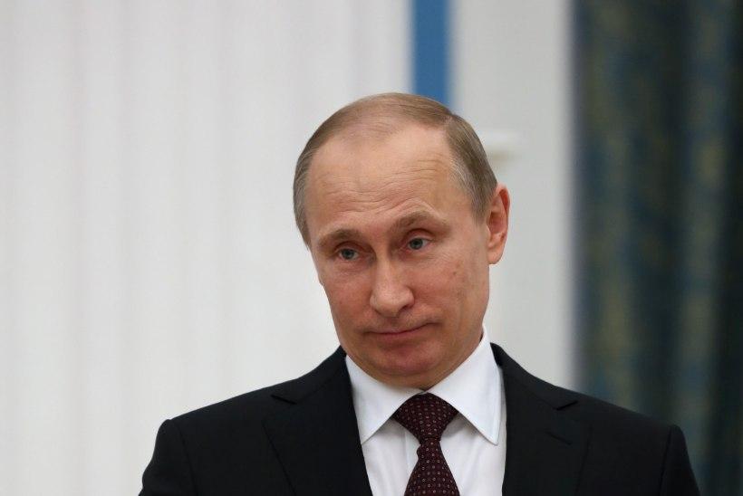 Janek Mäggi   Putini meistriklass: maailma parim suhtekorraldus