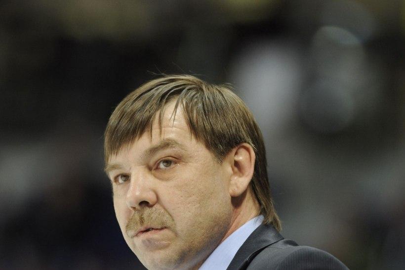 Vene hokikoondise uus peatreener on endine Läti koondise juhendaja