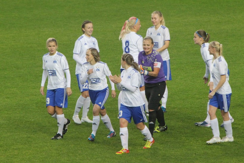 Naiste jalgpallihooaja avab Superkarikafinaal