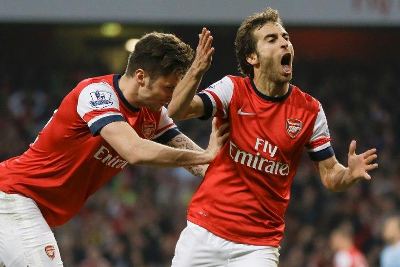 Arsenal ja City jagasid punktid pooleks