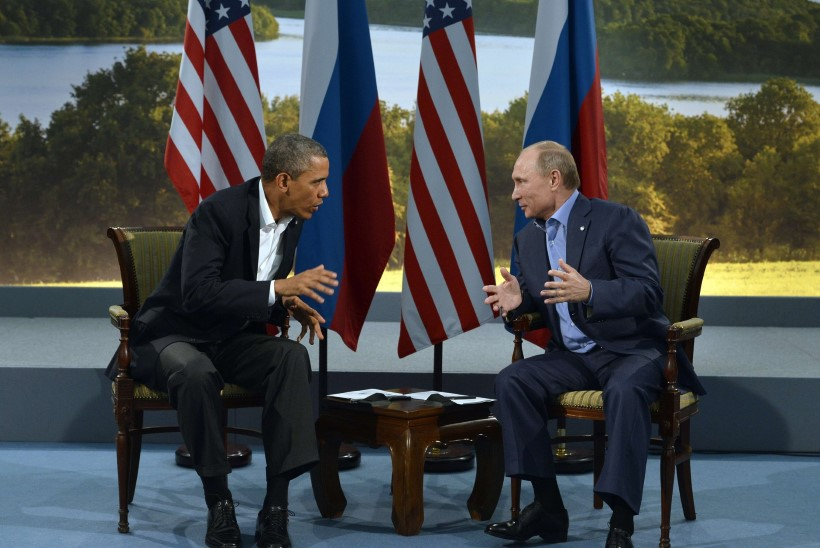 Putin ja Obama arutasid telefoni vahendusel Ukrainaga seonduvat