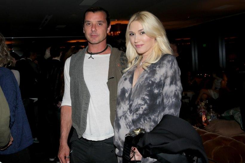 Gwen Stefani sünnitas kolmanda poja!