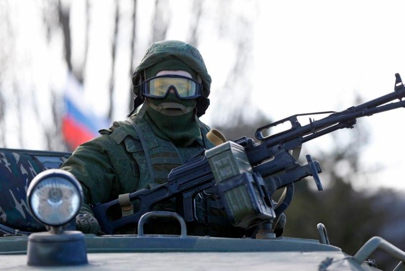 Nädala miinus I Venemaa näitas oma tõelist palet
