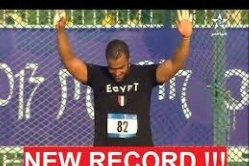 Uskumatu: Egiptuse vasaraheitja tõusis maailma edetabeli juhiks
