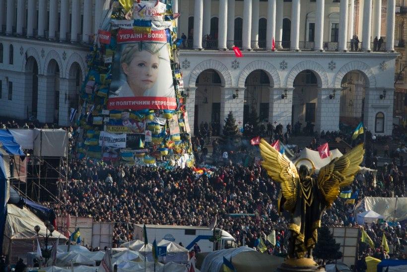 USA ajaleht: Kiievi snaipriteks olid Venemaa eriüksuslased