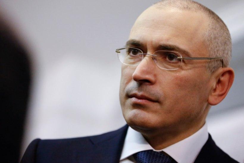 Šveits andis Hodorkovskile elamisloa
