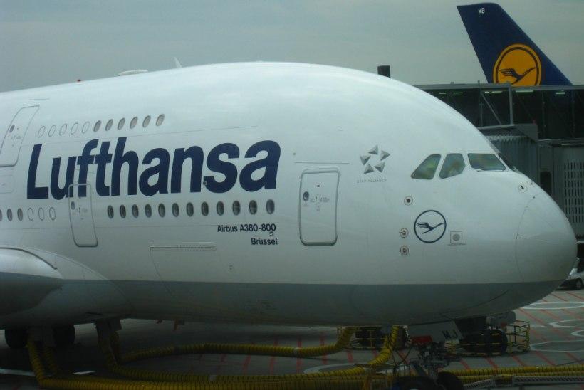 Lufthansa piloodid valmistuvad streigiks