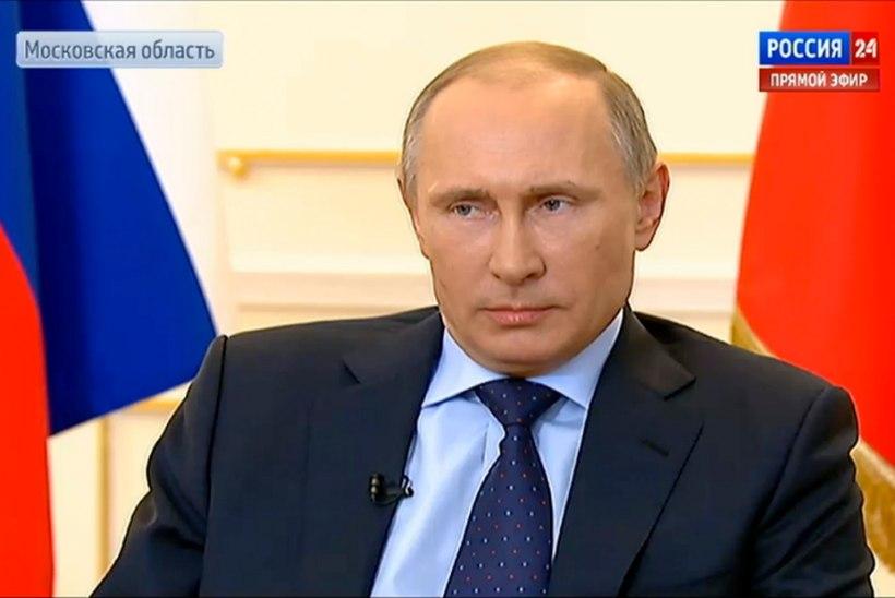Putin: Ukrainas puudub legitiimne võim, Janukovõtšil poliitiline tulevik