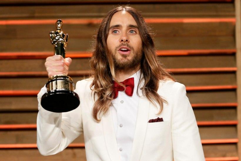 TSENSUUR: Vene Pervõi telekanal lõikas Oscari tseremooniast Jared Leto pöördumise Ukraina poole välja