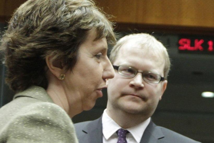 Urmas Paeti ja Cathrine Ashtoni telefonivestlus Kiievi sündmustest lekitati internetti