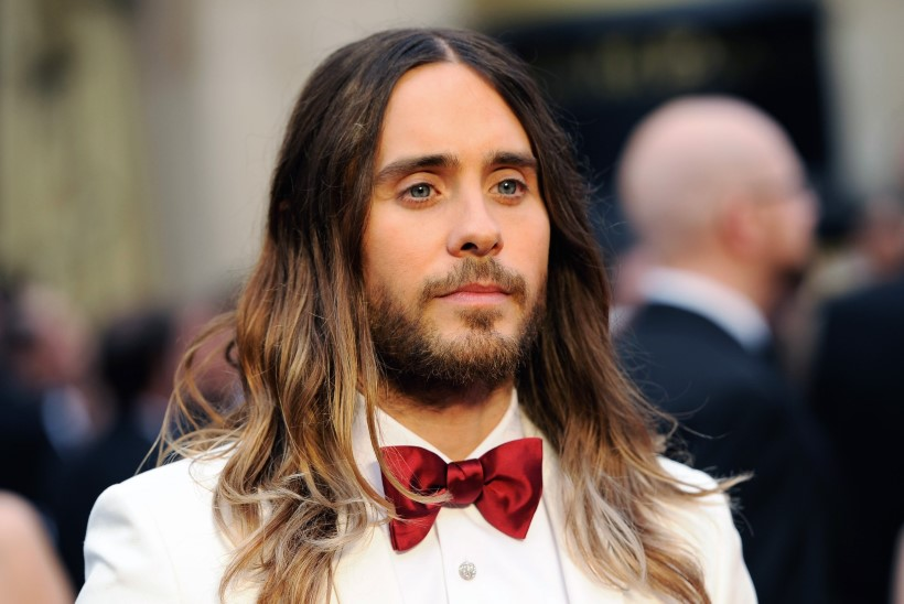 Jared Leto käis Oscarite jagamisel pesemata juustega