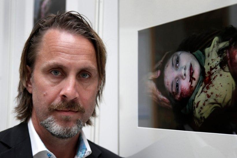 UNICEF-i aastafoto on šrapnellitabamuse saanud 11-aastasest süüria tüdrukust
