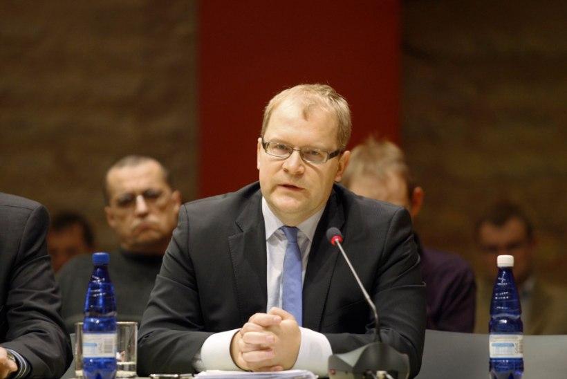 Urmas Paet: hetkel Eesti julgeoleku pärast muretsema ei pea