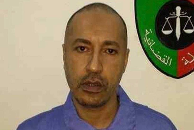 Niger andis Muammar Gaddafi poja välja