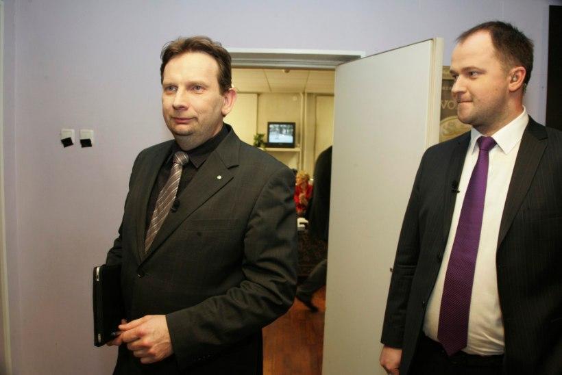 Marek Strandberg: valitsusevahetus võib päädida erakorraliste valimistega…
