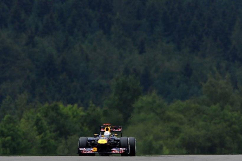 Saksamaa GP võib vormelikalendrist kaduda, kosilased järjekorras ukse ees