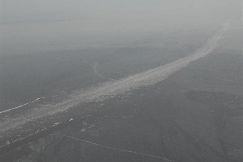 Ettevaatust - Pärnu lahe jääolud on muutlikud