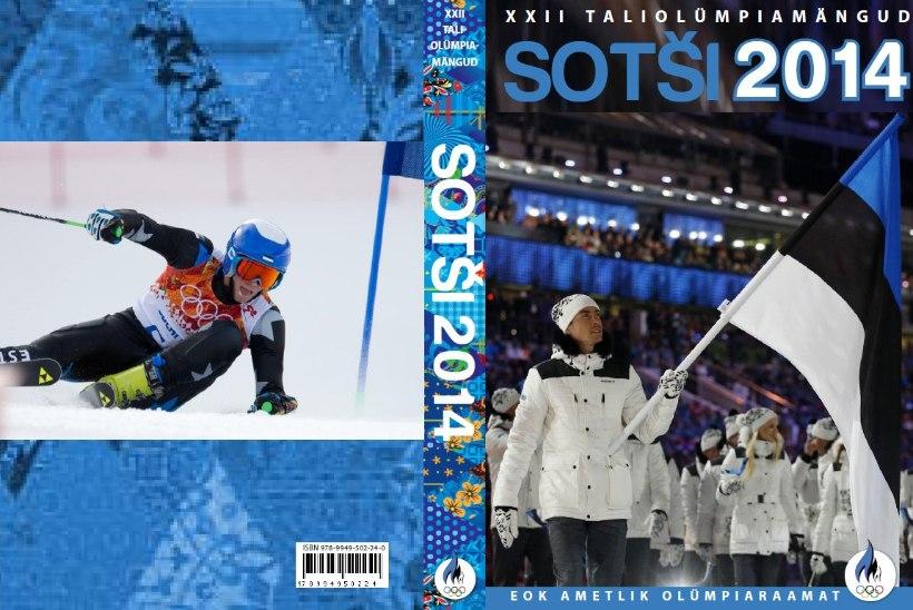 Grete Gaimi läätsed olümpiaraamatu esikaanele ei pääsenud