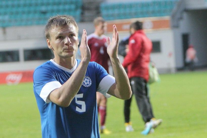 Kruglov tegi Aserbaidžaanis võiduka debüüdi