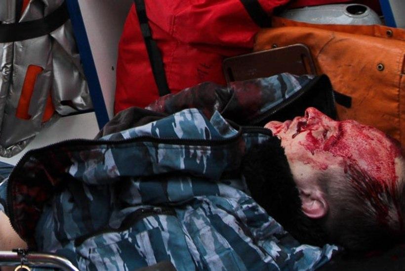 Ukrainas on moodustamisel komisjon nn Maidani snaiprite probleemi uurimiseks