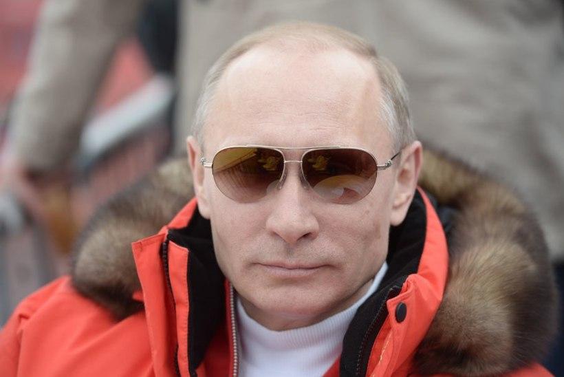Putin ütles Cameronile, et soovib Ukraina kriisile diplomaatilist lahendust