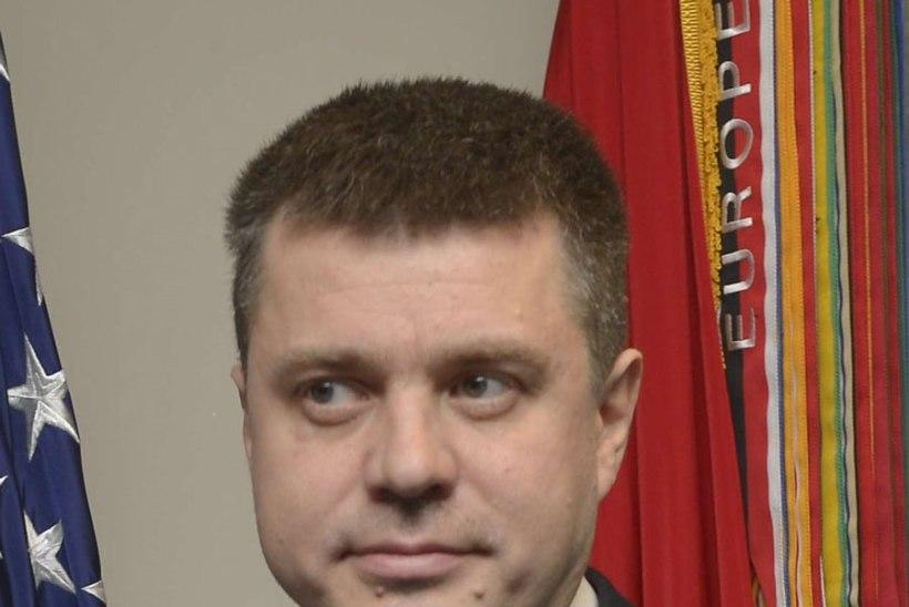 Kaitseminister Reinsalu Kiievis: 16. märtsi referendum Krimmis on õigustühine