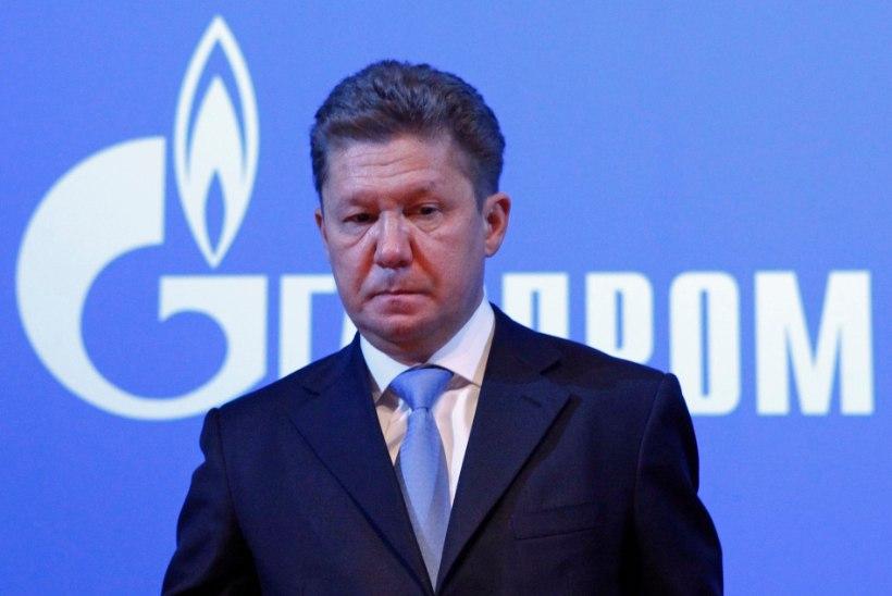 Gazprom tõstis Ukrainale müüdava gaasi hinda