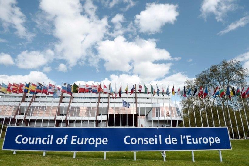 Strasbourgis võeti Venemaalt hääleõigus