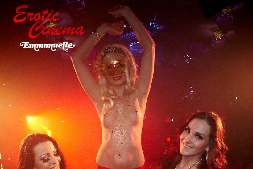 """GALERII: klubis Teater toimus sensuaalne """"Emmanuelle"""" teemaline pidu"""