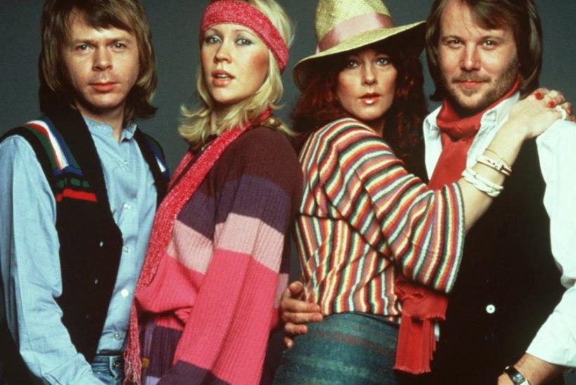 ABBA plaadid on endiselt nõutud kaup