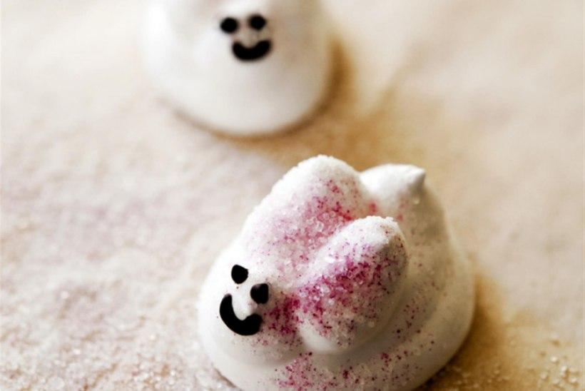 Vahukommist lihavõttejänkud
