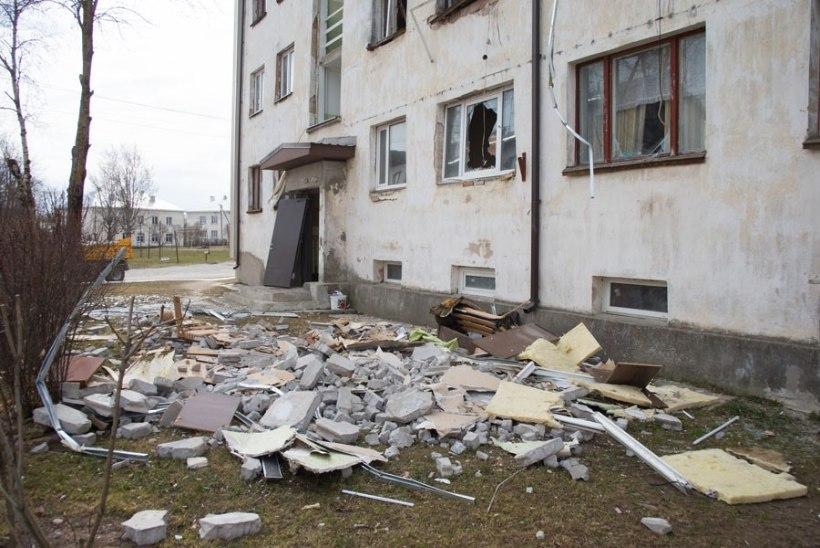 Kunda tellib plahvatuses kannatada saanud majale ekspertiisi