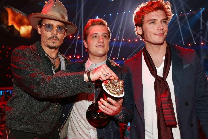 """MTV filmiauhindade jagamisel võidutses """"Näljamängud"""""""