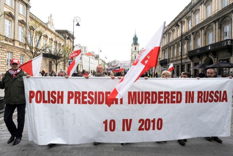 Kaczynski: Putini sõda Ukrainas algas 10. aprillil