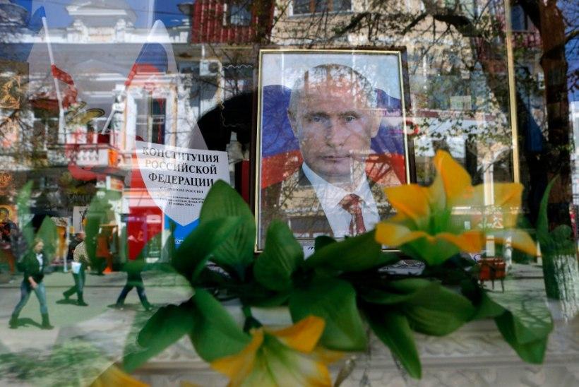 Simferopolist saab Putingrad?