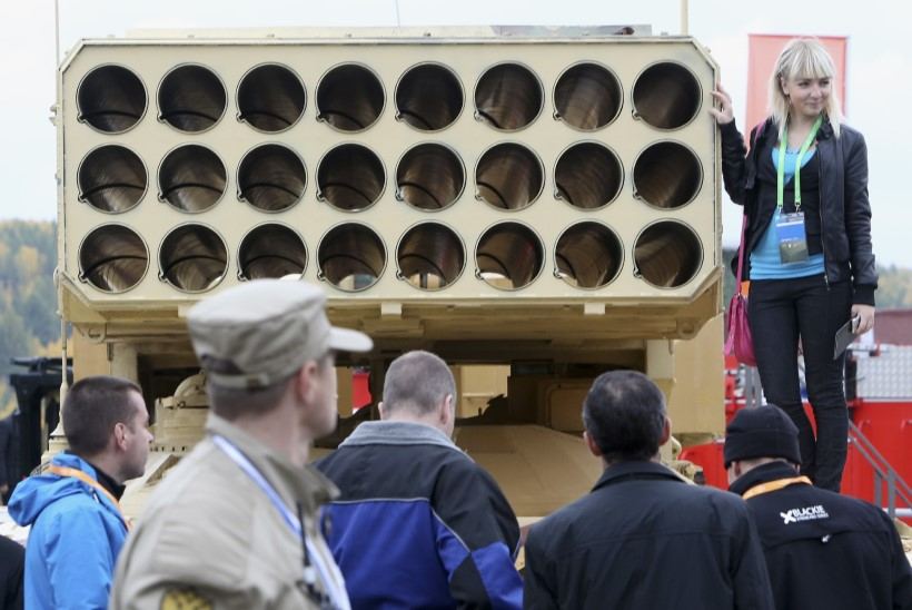 FOTOD JA VIDEO: Venemaa sõjalised kulutused on kümnendiga kahekordistunud