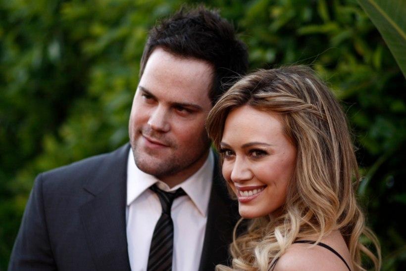 Vaata fotot! Hilary Duff ja Mike Comrie ei paista küll lahku läinud paari moodi välja..
