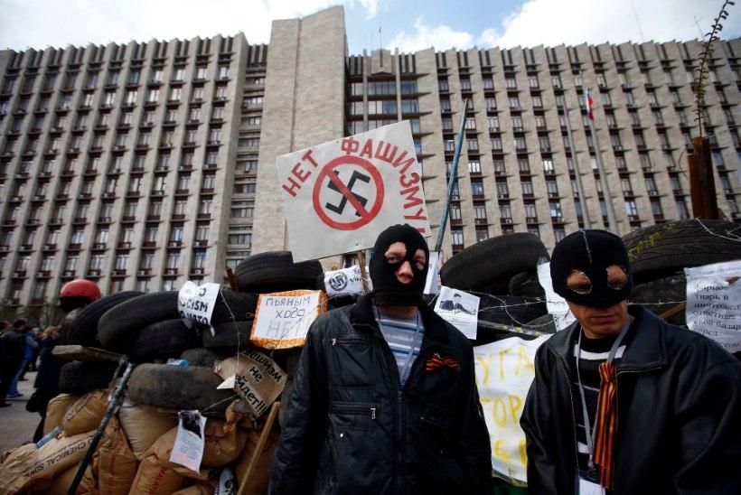 Mure läänes kasvab. Kas Putin kavatseb tõesti vallutada Kiievi?