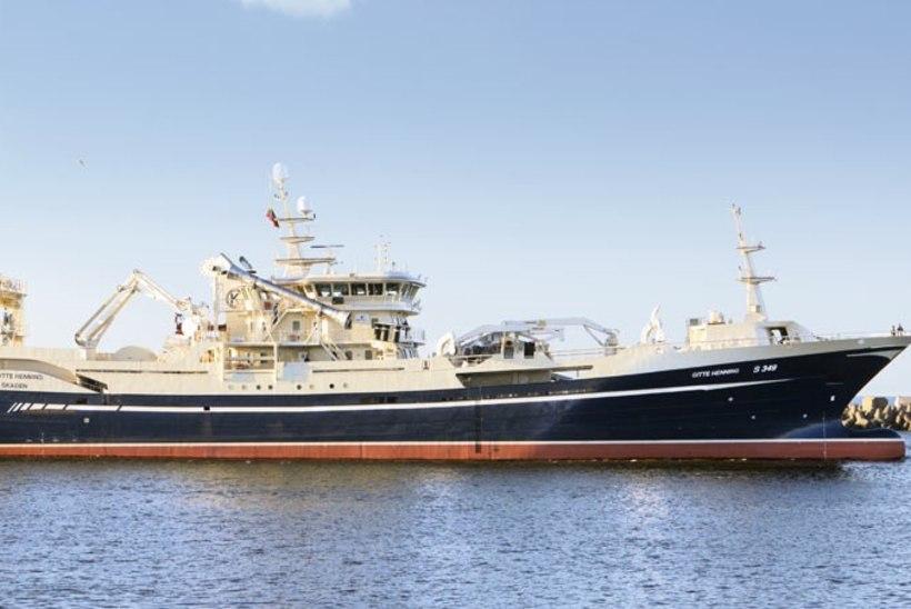 PILTUUDIS: BLRT Grupi laevatehases valmis kalalaev