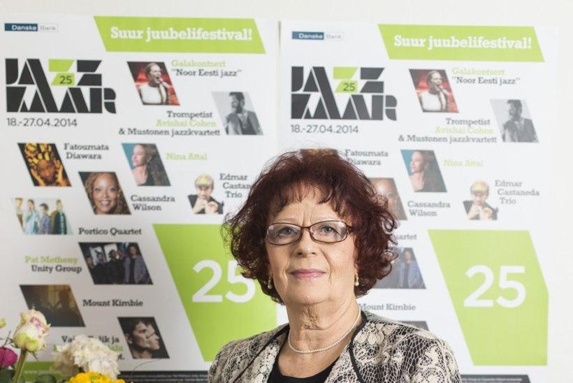 """Jazzkaare ema Anne Erm artistidele: """"Palun ärge saage Grammysid, sest selle auhinnaga teie hind vaid tõuseb."""""""