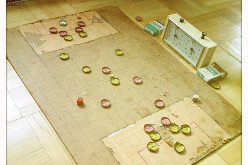 1982 Pelgulinnas leiutatud jalgpalli lauamäng tahab maailma vallutada