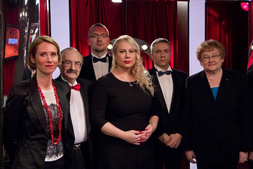 """""""Mis? Kus? Millal?"""" viies eelvoor: osalevad ka riigikogu liikmed Kaja Kallas ja Ene Ergma"""