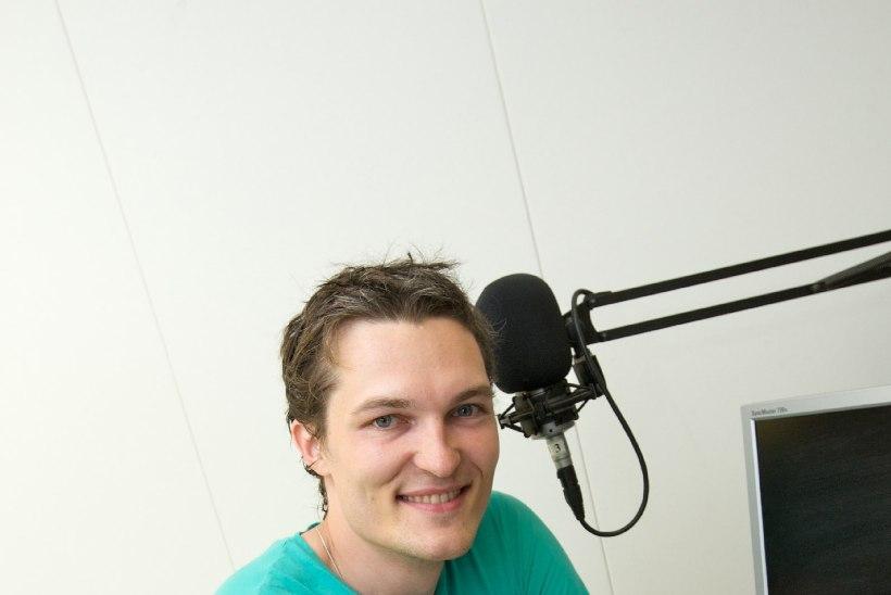 Raadio Elmar saatejuht Lauri Hermann: hääle järgi peetakse mind tüsedaks meheks