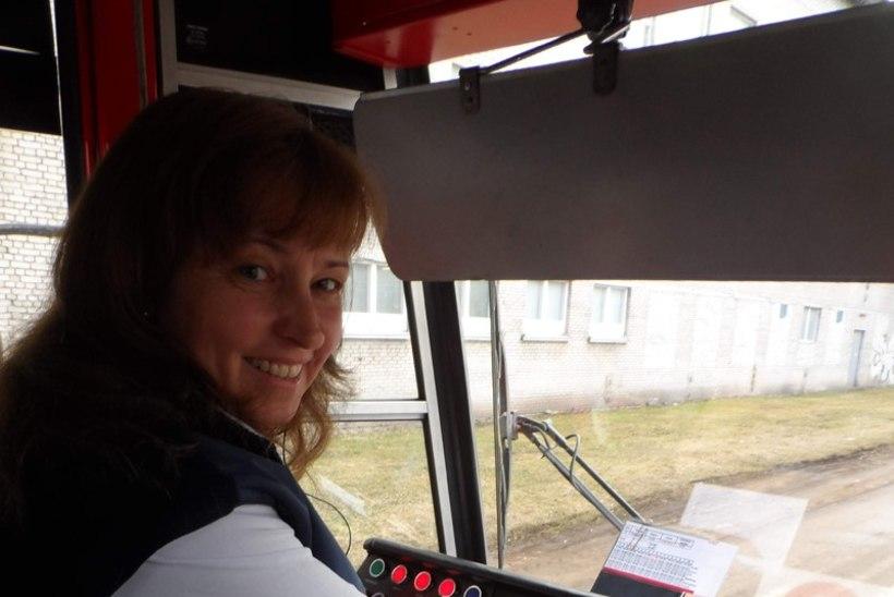 Uued trammid erinevad senistest kui öö ja päev