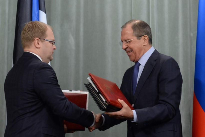 Krimmi-kriis ei pärsi riigikogu entusiasmi piirilepe Venemaaga kiiresti ratifitseerida