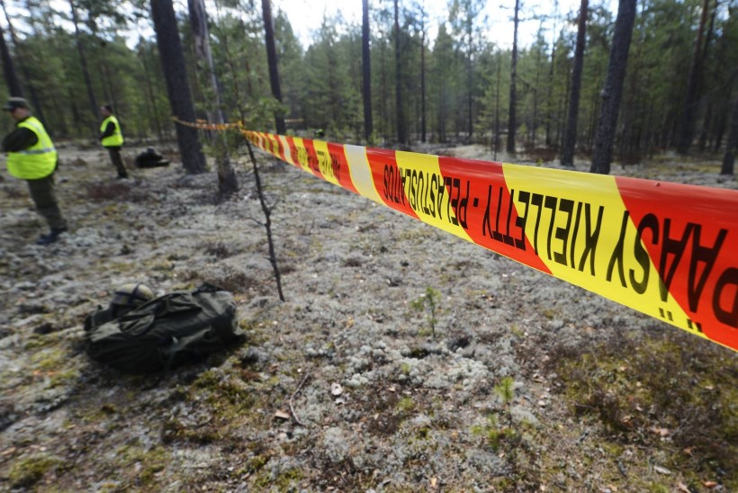 Soomes alla kukkunud lennukiga sarnane sõiduk hakkab ka Eesti langevarjureid vedama